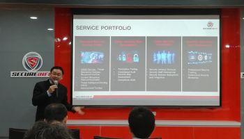 """""""ซีเคียวอินโฟ"""" (SECUEiNFO) บ.น้องใหม่ เปิดตัวนำ AI มาใช้ตรวจจับภัยคุกคามด้าน Cyber เป็นรายแรกในไทย"""