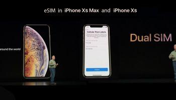 รวมข้อมูลการเปิดใช้บริการ eSIM สำหรับ iPhone Xs, iPhone Xs MAX, iPhone Xr จาก 3 ค่ายมือถือ