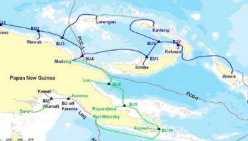 ปาปัวนิวกินีไม่สน 3 ชาติ ขู่ยุติสัญญาณเน็ต 8Tbps เชื่อม Cable ของ Huawei ยาว 5,457 กม.