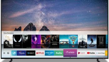 Samsung ประกาศความร่วมมือกับ Apple รองรับ iTunes Movie & TV Shows และ Apple AirPlay 2 บน Samsung Smart TV รุ่นปี 2018 และ 2019