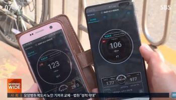 สงกรานต์ต้องทดสอบ 5G ที่เกาหลีใต้... ผู้คนชี้ 5G ความเร็วยังไม่ต่างกับ 4G สัญญาณยังหลุดบ่อย