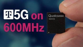 T-Mobile พร้อมให้บริการ 5G บนคลื่น 600 MHz  เป็นครั้งแรกในระบบ FDD โดยเริ่มเปิดให้บริการสำหรับโมเด็มเชิงพาณิชย์