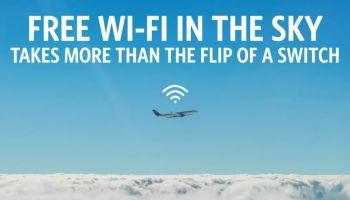 American Airlines เตรียมให้บริการ Free Wi-Fi ผ่านดาวเทียม ViaSat บน Boeing 737 MAX