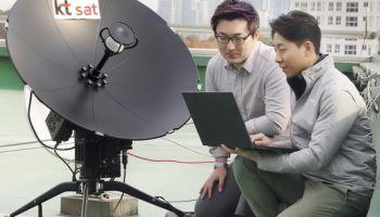 ครั้งแรกของโลก เกาหลีใต้ ใช้ KT SAT เป็นระบบ Uplink 5G สำรอง หากเกิดภัยพิบัติและเกาะต่างๆ เชื่อมเสาโทรคมนาคมภาคพื้นดิน