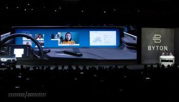 Byton เปิดตัวรถยนต์ 5G ชน Tesla มาพร้อมระบบ Video call เชื่อมต่อ Netflix และ Face Ai บันทึกพฤติกรรมผู้โดยสาร