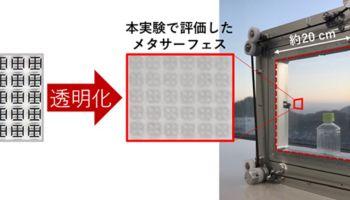 ครั้งแรกของโลก 5G ทะลุกกระจกได้ ไม่ต้องติดอุปกรณ์เสริม ญี่ปุ่น รับ-ส่งคลื่น 28 GHz เทคนิค Transparent Dynamic Metasurface