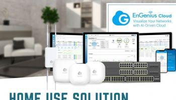 ออกแบบ WiFi สำหรับบ้านด้วย EnGenius Cloud