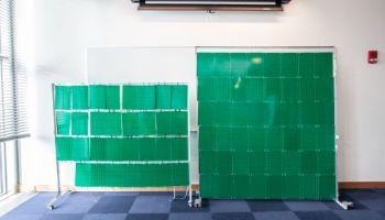 "MIT คิดค้น ""Smart Wallpaper"" กำแพงเสาสัญญาณ RF ช่วยเพิ่มความแรง Wi-Fi สูงสุด 10 เท่า ไม่ง้อไฟบ้าน"