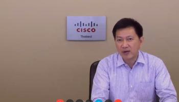 """Cisco เปิดตัวโซลูชั่นตอบรับธุรกิจ ช่วยให้ลูกค้าปรับตัวเข้ากับ """"วิถีชีวิตใหม่"""""""