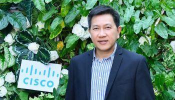 """CISCO เผยการปรับเปลี่ยนธุรกิจสู่ """"ดิจิทัล"""" ของเอสเอ็มอี จะเพิ่มมูลค่า 41,000 ล้านดอลลาร์ ให้กับจีดีพี ภายในปี 2567 และฟื้นฟูเศรษฐกิจไทยโดยรวม"""