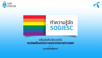 ทำความรู้จัก SOGIESC เครื่องมือที่จะให้เราเข้าใจสเปคตรัมแห่งความหลากหลายทางเพศ