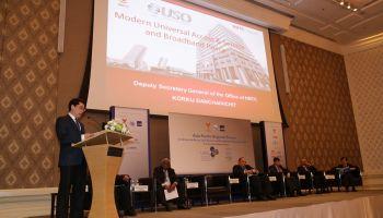 กสทช. ร่วมมือ ITU ประชุมให้บริการโทรคมฯ พื้นฐานและเน็ตความเร็วสูงเพื่อสังคม