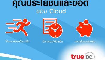 มองการเติบโต และอนาคตของตลาด Cloud ในประเทศไทย