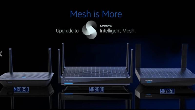 Linksys เปิดตัว เราเตอร์ใหม่ล่าสุด 3 รุ่นในตระกูล MR ด้วยเทคโนโลยี Intelligent Mesh และ WiFi 6 ครอบคลุมการใช้งานถึง 3,000 ตารางฟุต / 280 ตารางเมตร
