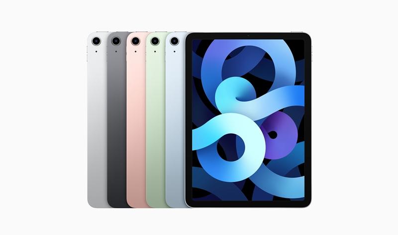 เปิดราคาอย่างเป็นทางการ iPad Air, iPad รุ่นที่ 8