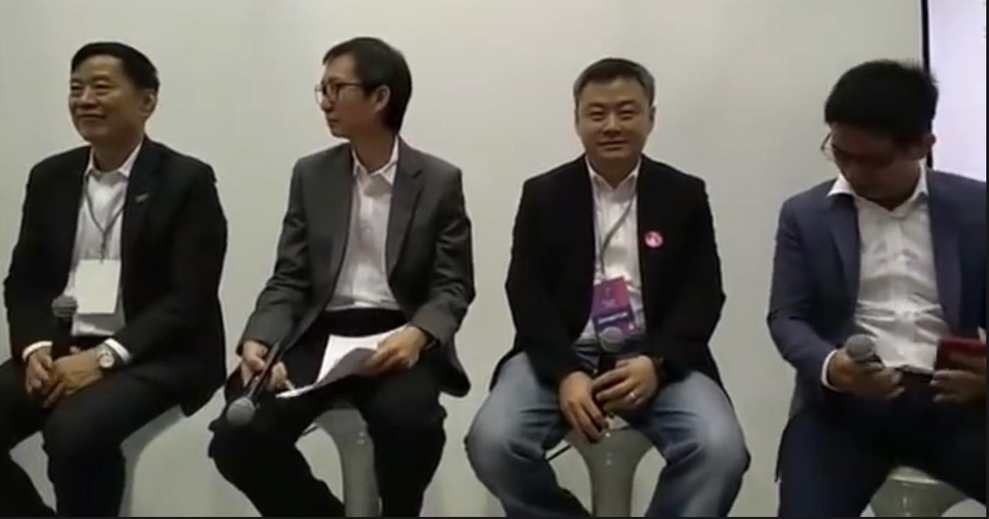 เสวนา LTE และ WiFi Aggregation กับอนาคตบอร์ดแบนด์ไทย ในงาน thailand bigbang 2018
