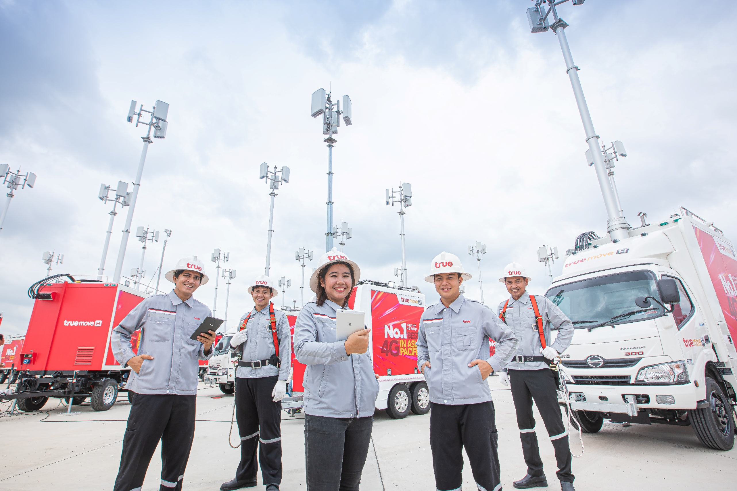เปิดมุมมองหัวหน้าทีมเน็ตเวิร์คกลุ่มทรูกับการพาทรูมูฟ เอช ครองแชมป์ 5  ปี   เครือข่ายยอดเยี่ยมที่ดีที่สุดในไทย และทรูออนไลน์ เน็ตบ้านยอดเยี่ยมแห่งปี