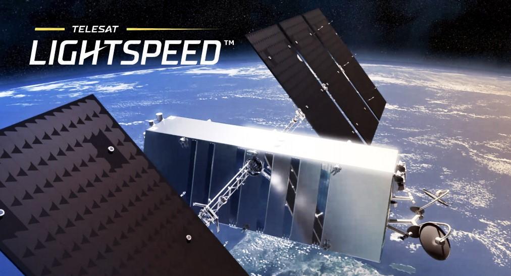 แคนาดา ลุยดาวเทียม Telesat ให้บริการเน็ต 20 Gbps รับส่งความจุรวม 15 Tbps พร้อมจานรับรุ่นใหม่