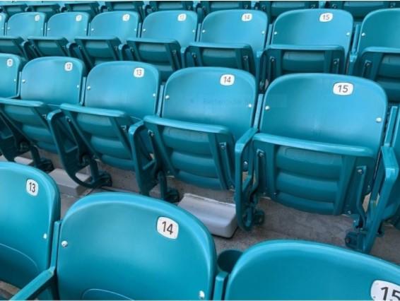 สุดจริง! ซ่อนเสา 5G mmWave ไว้ใต้เก้าอี้ ทั่วสนามกีฬา Super Bowl ให้ความเร็วเน็ต 1.7 Gbps (8 CA)