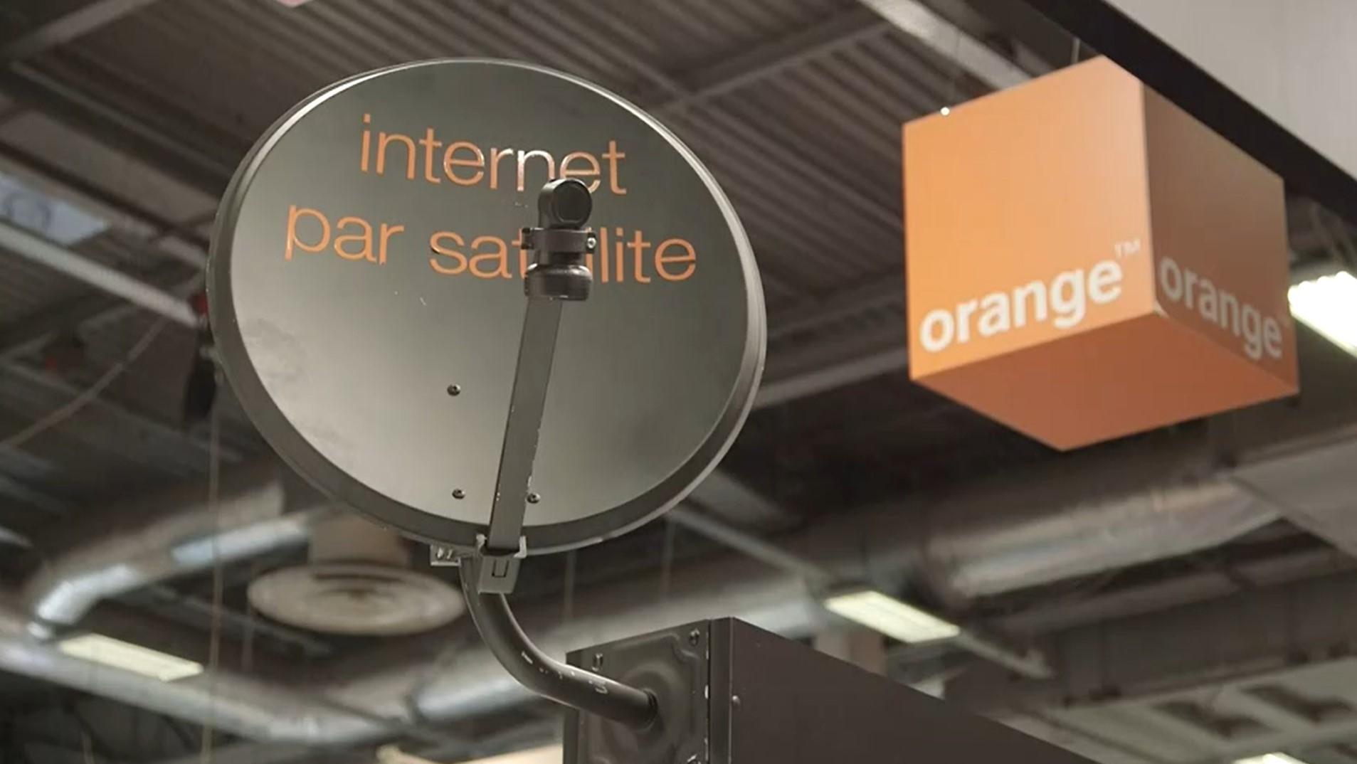 Orange เปิดโปรใหม่ 5G พ่วงเน็ตดาวเทียม ให้บริการความเร็ว 100 Mbps เชื่อมต่อย่าน 3.5 GHz และ 2.1 GHz