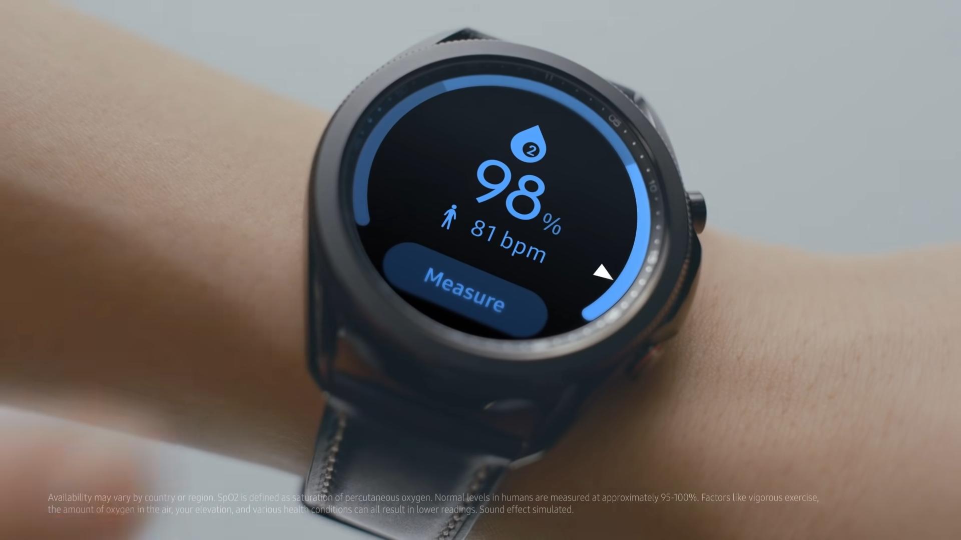 ดูแลสุขภาพได้ด้วยตัวเองผ่านข้อมือคุณ ด้วย Samsung Galaxy Watch3 สมาร์ทวอทช์แฟลกชิปสุดล้ำที่มาพร้อมกับเทคโนโลยีด้านสุขภาพชั้นนำ
