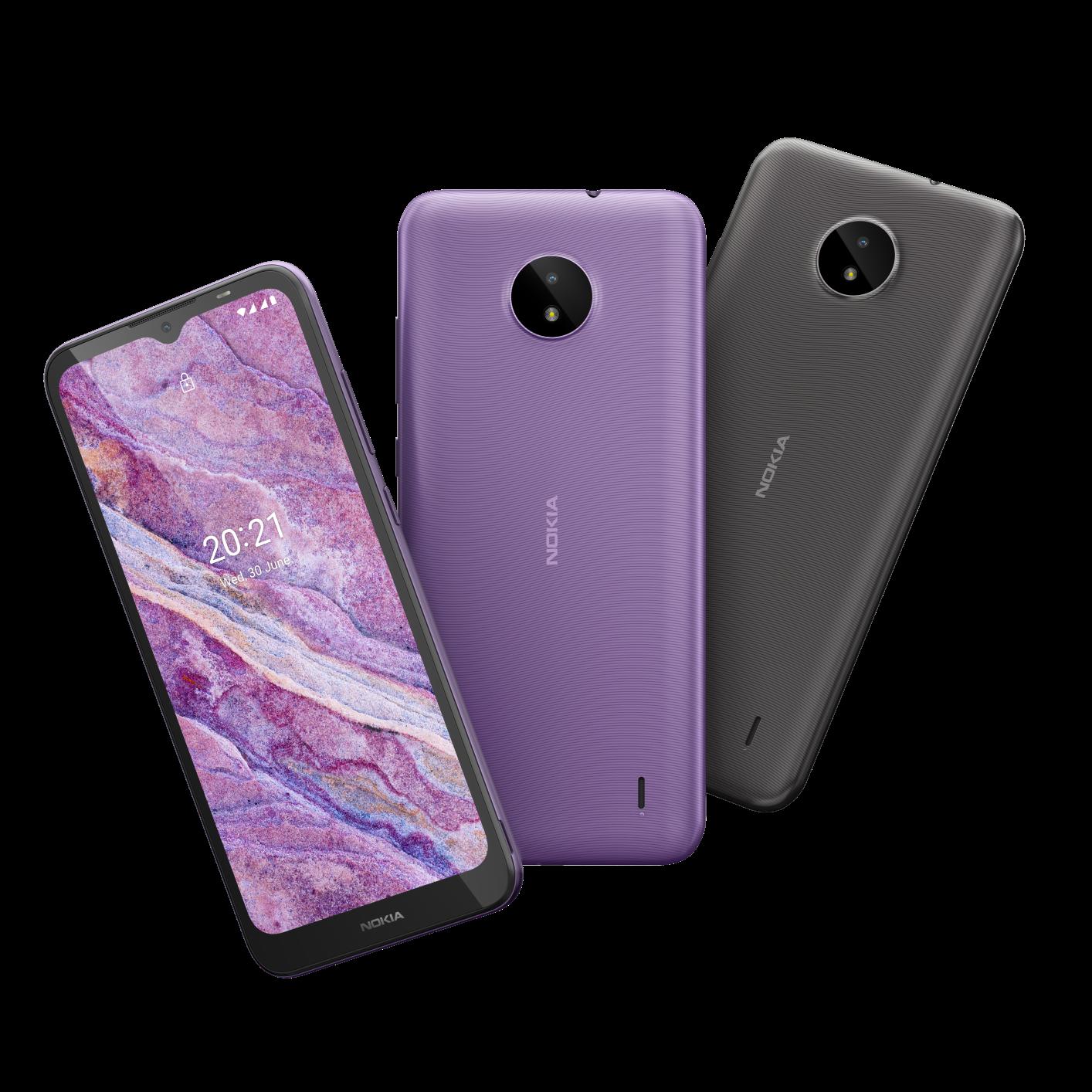 Nokia C10 ใหม่ สมาร์ทโฟนที่ทุกคนเข้าถึงได้ จอใหญ่ใครก็รัก