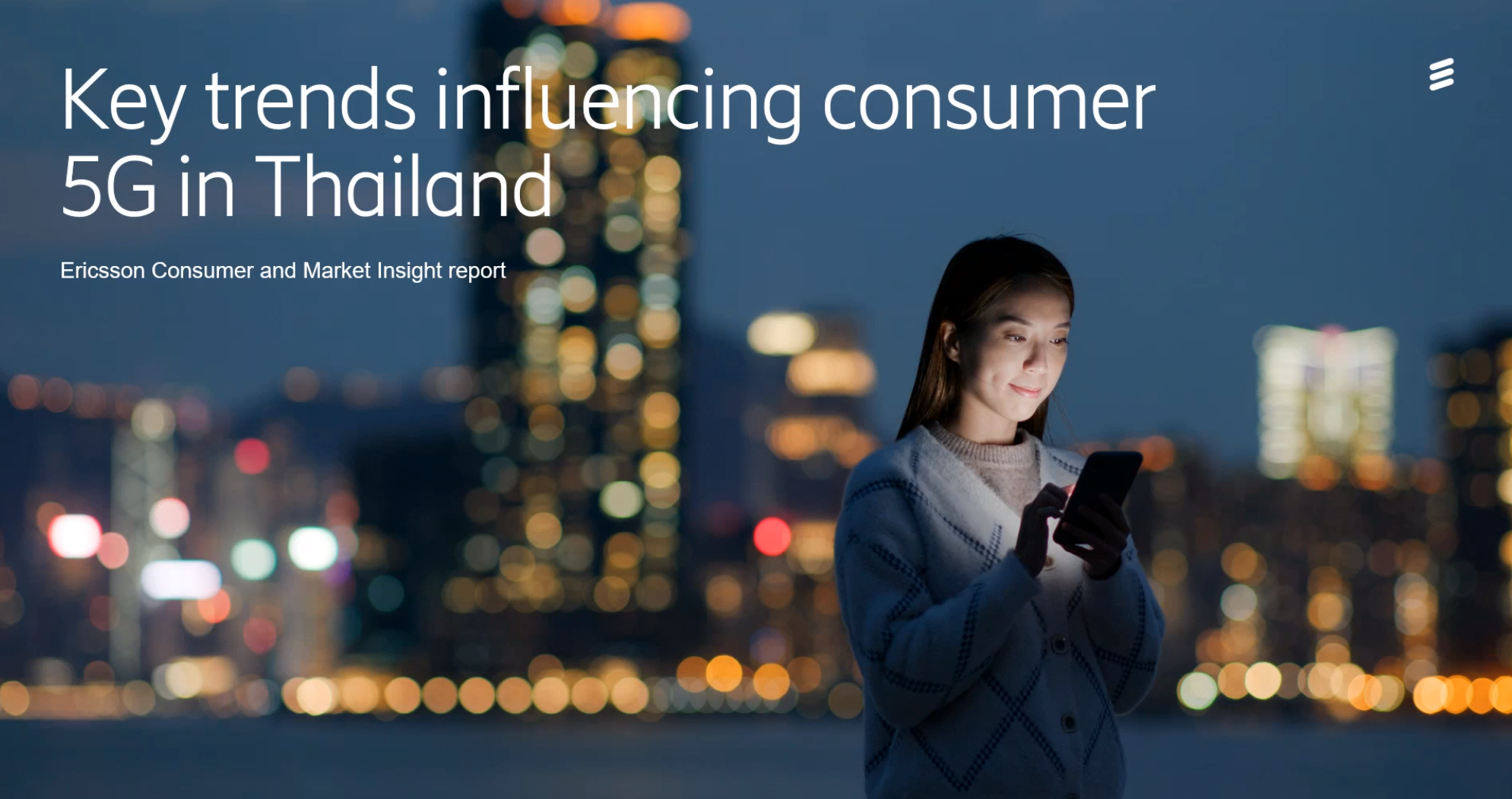 Ericsson ชี้ไทยต้องเร่งดำเนินการ 5G SA ด่วนที่สุด เพื่อรองรับลูกค้า 5 ล้านราย พร้อมเพิ่ม 86 LIVE 5G network เหตุความเร็วเป็นจุดชี้ขาดทางธุรกิจ