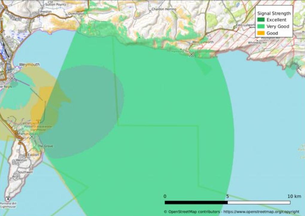 """ครั้งแรกของโลก """"world's first"""" กับโครงการ The 5G RuralDorset (5GRD) project นำเทคโนโลยี 5G คลื่น 700 MHz ทำโครงข่ายส่วนตัว (5G Private Network)"""