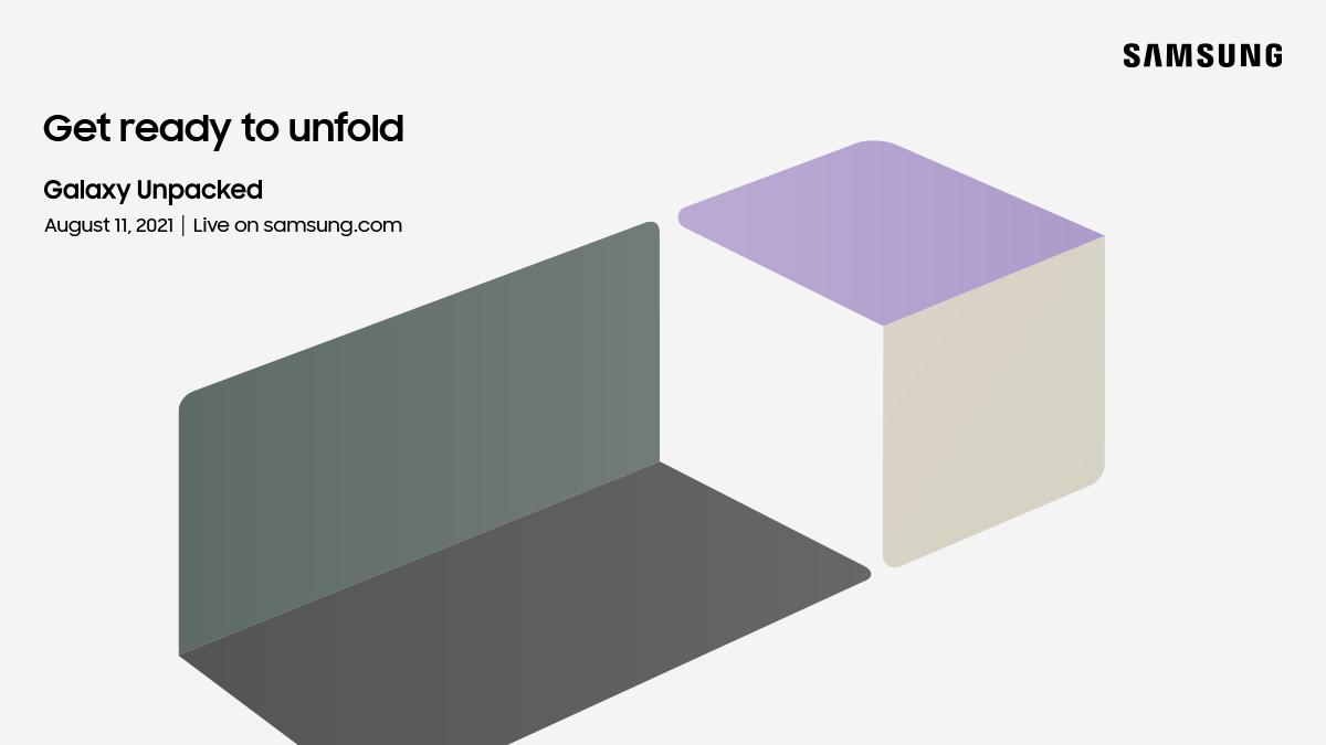 เตรียมพร้อมกับงาน Samsung Galaxy Unpacked: Get ready to unfold 11 สิงหาคมนี้ 3 ทุ่ม (เวลาประเทศไทย)