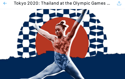 5 ฟีเจอร์ เกาะติดขอบสนามกีฬาโอลิมปิก #Tokyo2020 แบบเรียลไทม์บนทวิตเตอร์!