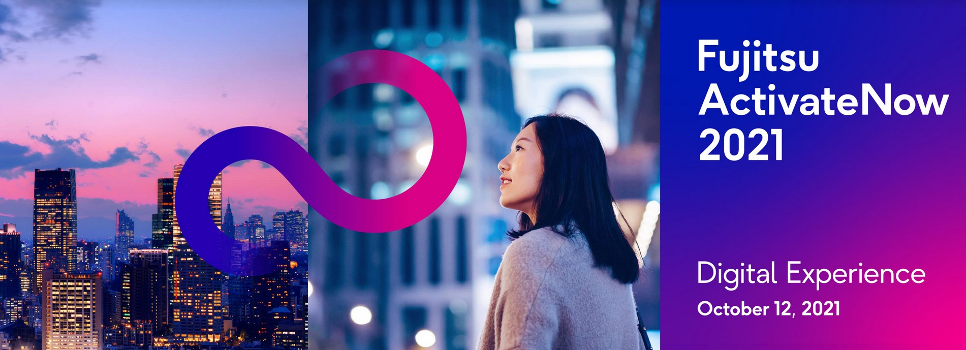 ฟูจิตสึเตรียมเผยวิสัยทัศน์ระดับโลกเพื่ออนาคตที่ยั่งยืนผ่านนวัตกรรมดิจิทัลที่งาน Fujitsu ActivateNow 2021