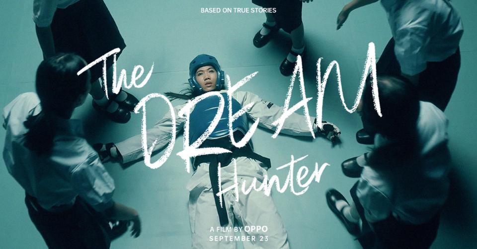 OPPO จุดประกายความฝัน ดึง น้องเทนนิส เล่าเส้นทางความสำเร็จ ผ่านไวรัลวิดีโอ The Dream Hunter