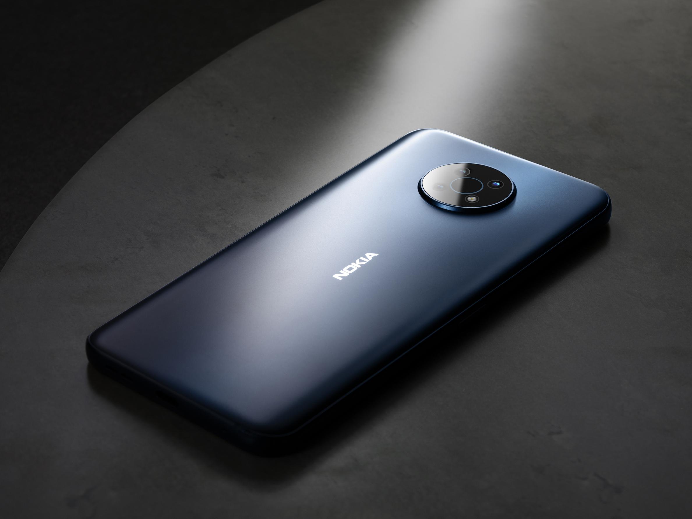 HMD Global เปิดตัว Nokia G50 สมาร์ทโฟน 5G ใหม่