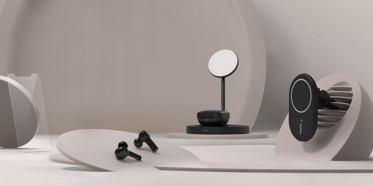 Belkin จัดเต็มอุปกรณ์เสริมเพื่อสาวก iPhone 13 และ iPad Series ใหม่ล่าสุด
