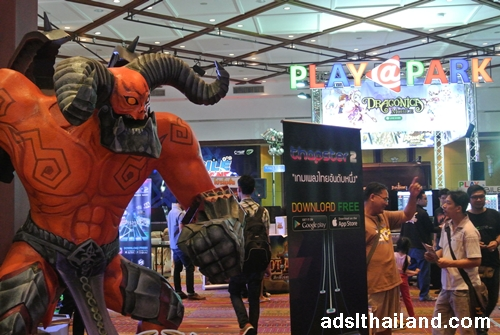 Mobile Game โลกแห่งเกมมือถือ ในงาน Thailand Mobile Expo 2015